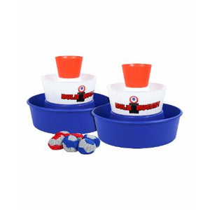 Water Sports Patriotic BulziBucket Game