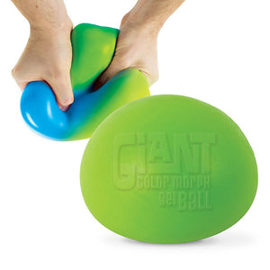 Giant Color Morph Gel Ball - Mind & Body for Ages 8 to 12 - Fat Brain Toys