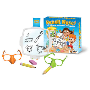 Fat Brain Toys Pencil Nose Game