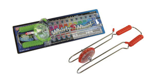 Tedco Toys WW100 Whirly Wheel & Lighted Wheel-O