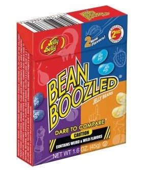 Jelly Belly BeanBoozled Beans