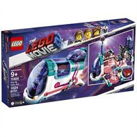 The Lego Movie 2 Pop-up Party Bus 70828 Building Kit (1013 Piece) Multi