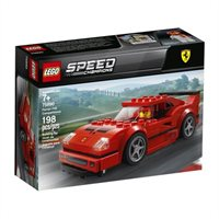 Lego Speed Champions Ferrari F40 Competizione 75890 Building Kit (198 Piece)