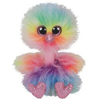Asha Beanie Boo Ostrich Plush Birthday Party Supplies