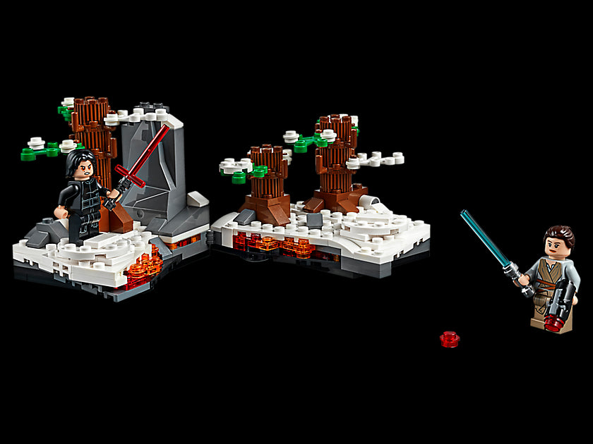 Lego Star Wars: the Force Awakens Duel on Starkiller Base 75236 Building Kit (191 Piece)