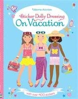 Sticker Dolly On Vacation