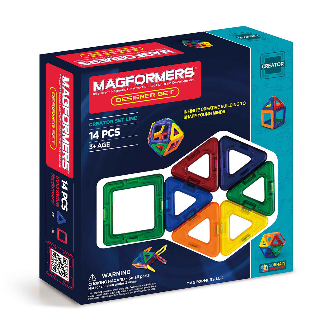 Magformers(R) 14pc. Designer Set