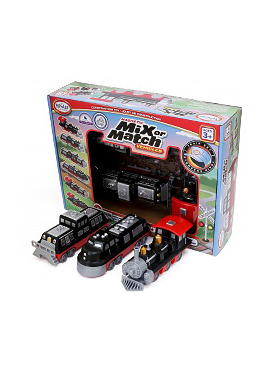 Popular Playthings Mix or Match Vehicles Diesel Train Standard