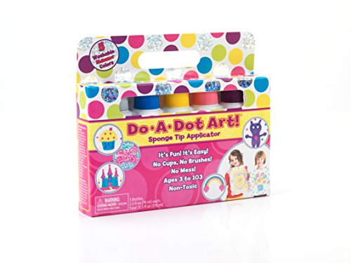 Do-a-Dot Art!� Washable Shimmer Markers