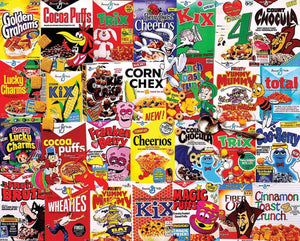 I Love Cereal Puzzle 300 pc