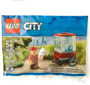 Lego City Popcorn Cart 30364