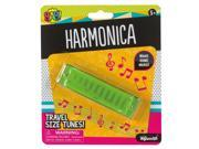 Harmonica (Colors Vary) - Music Toy by Toysmith (90921)