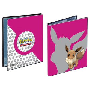 Ultra Pro ULP85991-P 4 Pocket Pokemon Eevee 2019 Portfolio