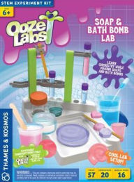Thames & Kosmos Ooze Labs - Soap and Bath Bomb Lab