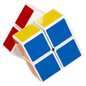 Duncan Quick Cube 2X2 Great for the Beginner Solver