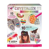 Fashion Angels(r) CRYSTALIZE IT! Accessory Design Kit