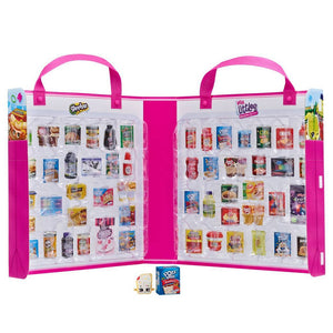 Shopkins Real Littles Collector Case