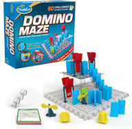 Domino Maze Game by ThinkFun
