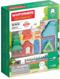 Magformers 33-Piece Milo's Mansion Set