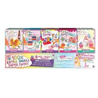 Fashion Angels(r) Extra Small Mini Clay Sweets 5-Pack