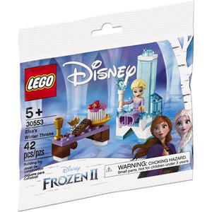 Lego Disney Frozen Ii Elsa's Winter Throne 30553 Multi