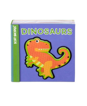 Melissa Doug Children's Book - Soft Shapes: Dinosaurs Foam First Puzzle Book