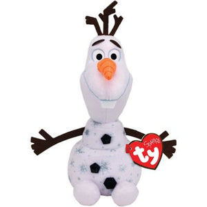 TY Sparkle Olaf Plush - Frozen 2 Birthday Party Supplies