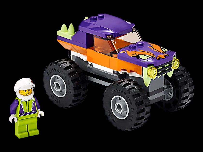 LEGO City Monster Truck 60251 Building Set