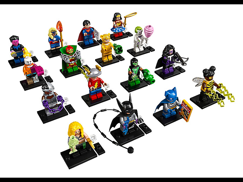 LEGO - DC Super Heroes Series Mini Figure 71026 - Blind Box
