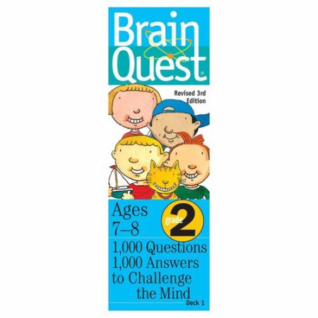 Brain Quest, 2nd Grade
