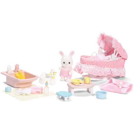 Calico Critters Sophie's Love and Care Playset