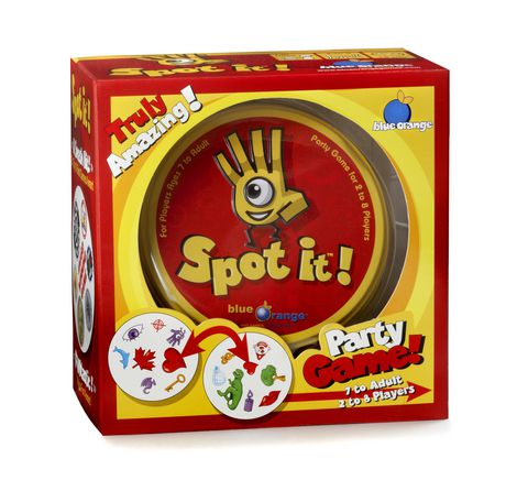 Spot It! Party Game, Board Games