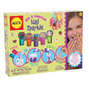 Alex Toys Mix & Makeup - Nail Sparkle , Adult Unisex
