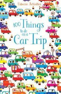100 Things To Do On A Car Trip