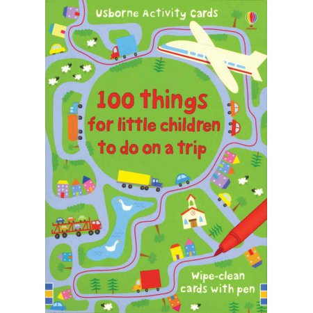 100 Things For Little Children To Do On A Trip