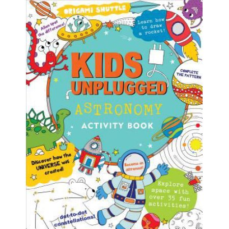 Kids Unplugged Astronomy Activity Book