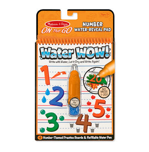 Melissa & Doug Water Wow Coloring Book - Assorted