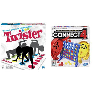 Hasbro - TWISTER Party Game