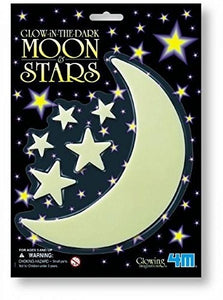 4M Glow-in-the-Dark Stars (16-Piece)