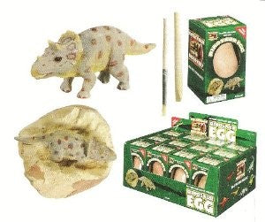Toysmith - Dinosaur Egg Excavation Set
