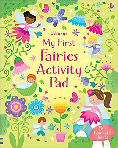 First Fairies Activity Book