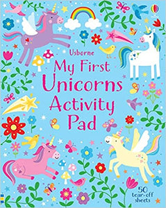 First Unicorn Activity Book