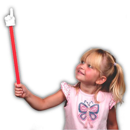 12-inch Hand Pointer by Learning Resources