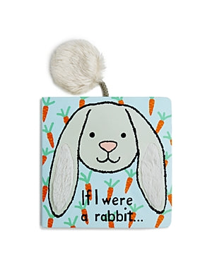 Jellycat If I Were a Rabbit Book - Ages 0+