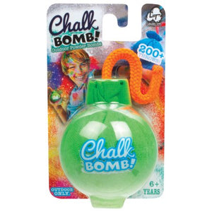 Chalk Bomb (each - Assorted Colors) - Party Supplies