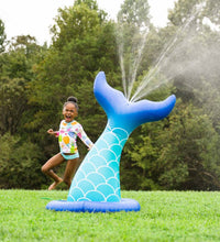Load image into Gallery viewer, Mermaid Tail Sprinkler