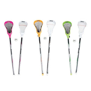 Franklin Youth 32 in . Lacrosse 2 Stick and Ball Set