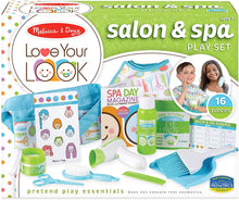Load image into Gallery viewer, Melissa & Doug Salon and Spa Set
