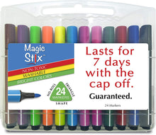 Load image into Gallery viewer, Magic Stix 7 Day Markers 24 Pack