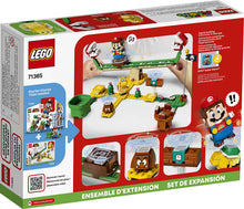 Load image into Gallery viewer, LEGO Super Mario Piranha Plant Power Slide Expansion Set 71365